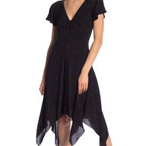 "Joie ""Tamyra"" Heart Print Dress"